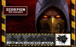 Preorders: PCS – Mortal Kombat X Bust 1/1 Scorpion Hellfire Exclusive