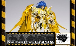 Preorders: Bandai – SAINT SEIYA SOUL OF GOLD GEMINI SAGA GOD + EX REVIVAL