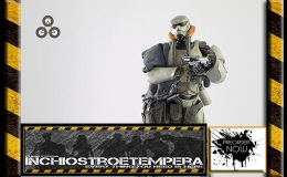 Preorders: 3AToys – Tomorrow Kings SHOWA TK Trooper v2 Figures