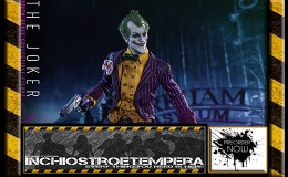 Preorders: Hot Toys – Arkham Asylum The Joker Sixth Scale Figure – Video Game Masterpiece Series