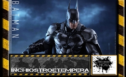 Preorders: Hot Toys – Batman: Arkham Knight 12″ Figure ~ Video Game Masterpiece Series