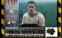Preorders: Hot Toys – The Joker Arkham Asylum Version Sixth Scale Figure Movie Masterpiece Series Toy Fair Exclusive!