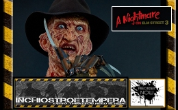 Preorders: ECC – A Nightmare on Elm Street 3: Freddy 1/1 Bust
