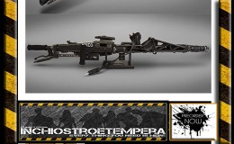 Preorders: HCG – Aliens Prop Replica 1/1 – M56Smartgun