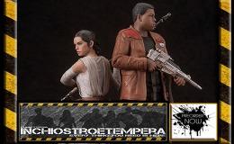Preorders: Kotobukiya – Star Wars Episode VII ARTFX+ Statue 2-Pack Rey &Finn