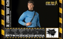 Preorders: QMX – Star Trek TOS Action Figure 1/6 Dr. Leonard 'Bones' McCoy