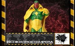 Preorders: Kotobukiya – Marvel Comics Fine Art Statue 1/6Vision