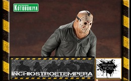 Preorders: Kotobukiya: Friday the 13th Part III Jason Voorhees + ARTFX+ Carnage Figures