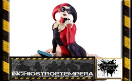 "Preorders: Mondo Toys – Batman The Animated Series Statue Harley Quinn ""Waiting For My J Man"""