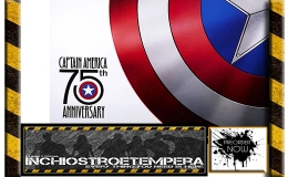 Preorders: Hasbro – Marvel Legends Replica 1/1 Captain America´s Shield 75th Anniversary