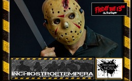 Preorders: ECC – Friday the 13th The Final Chapter – Jason Voorhees Bust