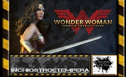 Preorders: Sideshow Collectibles – Gal Gadot as Wonder Woman Premium Format™ Figure Batman v Superman: Dawn of Justice