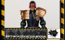 Preorders: 3A Toys – 2000 AD 12″ Figure Apocalypse War Judge Dredd