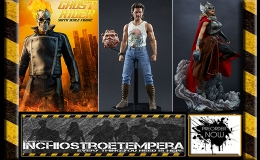 Preorders: Sideshow – Thor: Jane Foster PF, Jack Burton, Ghost Rider 12″ Figures