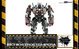 Preorders: 3A Toys – Transformers Age of Extinction Action Figure 1/6 Optimus Prime Evasion Edition