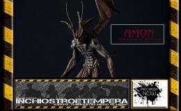 Preorders: Gecco – Amon The Apocalypse of Devilman Statue 1/6Amon