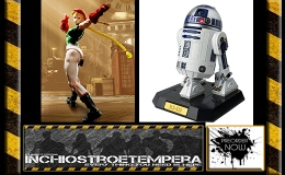 Preorders: Bandai – Star Wars R2-D2 Chogokin Diecast + Street Fighter V S.H. Figuarts – Cammy