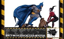 Preorders: DC Comics Bombshells Harley Quinn, Wonder Woman by Frank Cho, Batman VS. Harley QuinnStatues