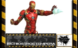 Preorders: Diamond – Iron Man, The Punisher, Wolverine Statues