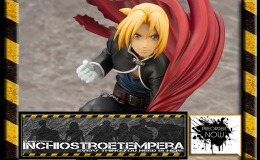 Preorders: Kotobukiya – Fullmetal Alchemist Brotherhood ARTFXJ Statue 1/8 EdwardElric