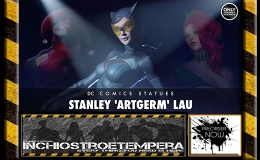 Preorders: Sideshow Collectibles – Catwoman Statue Stanley Artgerm Lau Artist Series