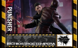 Preorders: Hot Toys – Jon Bernthal as the The Punisher 1/6 Scale Figure