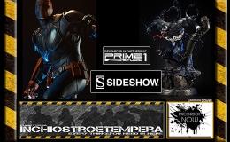 Preorders: Prime 1 Studio/Sideshow – Deathstroke Premium Format™ Figure + Venom 1/4Statue