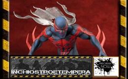 Preorders: Kotobukiya – Marvel Comics ARTFX+ PVC Statue 1/10 Spider-Man2099