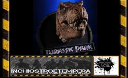Preorders: Chronicle Collectibles – JURASSIC PARK™ FEMALE 1:5 SCALE T-REX BUST