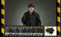 Preorders: Big Chief Studios – Sherlock + Doctor Who 12″ Figures