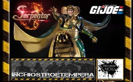 Preorders: Prime 1 Studio – G.I. Joe Statue Serpentor