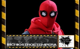 Preorders: Hot Toys – Spider-Man Homemade Suit Version 12″ Figure Spider-Man: Homecoming – Movie Masterpiece Series