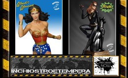 Preorders: Tweeterhead: Lynda Carter as Wonder Woman Maquette + Catwoman Ruby Edition
