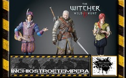 Preorders: Dark Horse – Game of Thrones + The Witcher Series 2 Figures