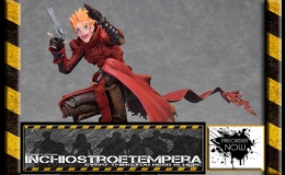 Preorders: Fullcock – Trigun Badlands Rumble Statue 1/6 Vash The Stampede Holdup Version