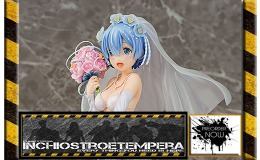 Preorders: Phat! – Re:ZERO -Starting Life in Another World- PVC Statue 1/7 Rem WeddingVersion