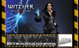 Preorders: Prime 1 Studio: Batman v Superman Batmobile + Witcher 3 Wild Hunt Statue Yennefer of Vengerberg
