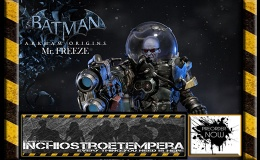 Preorders: Prime 1 Studio – Batman Arkham Origins Statue Mr. Freeze