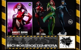 Preorders: Sideshow Collectibles – Harley Quinn Statue  Stanley Artgerm Lau Artist Series