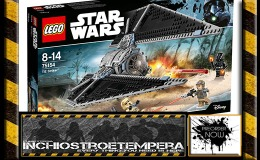 Preorders: The LEGO® Star Wars™ Rogue One + Episode VII Sets