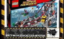 Preorders: LEGO® SpiderMan Web Warriors + Ghost RiderSet
