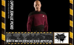 Preorders: QMX – Star Trek TNG Action Figure 1/6 Captain Jean-Luc Picard