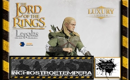 Preorders: Asmus Collectible Toys – LOTR – Legolas Sixth Scale Figure
