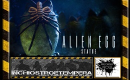 Preorders: Sideshow Collectibles – Alien Egg Statue