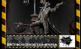 Preorders: Prime 1 Studio – Bloodborne The Old Hunters Statue The Hunter