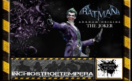 Preorders: Prime 1 Studio – Batman Arkham Origins Statue The Joker