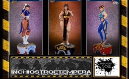Preorders: PCS – STREET FIGHTER – CHUN LI 1:3 Collectible Statue – PCS 'LEGACY SET' Exclusive