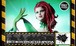 Preorders: Sideshow Collectibles – Poison Ivy Statue Stanley Artgerm Lau Artist Series