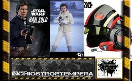 Preorders: Sideshow, Hot Toys, Anovos – Poe Dameron Helmet, Han Solo PF + Princess Leia 12″Figure