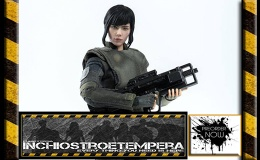 Preorders: ThreeZero – Scarlett Johansson as Motoko Kusanagi 12″Figure
